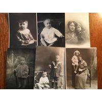 Фото дети до 1917, цена за все