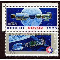 США 1975. Союз-Аполлон