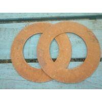 Накладки 20-1601138 дисков сцепления ГАЗ-24/20, РАФ, УАЗ (размер 225* 150* 3,5)