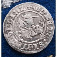 ВКЛ Великое Княжество Литовское 1 полугрош 1512 (1Z) Сигизмунд 1 Старый