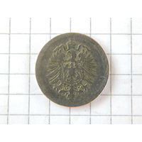 5 пфеннигов 1876
