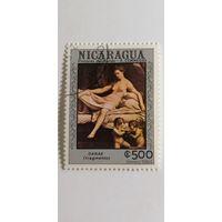 Никарагуа 1984. 450-я годовщина смерти Корреджио, 1489-1534