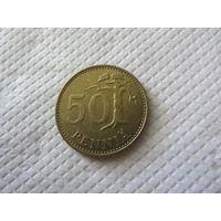 Финляндия 50 пенни