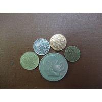 Пять монет/01 с рубля!