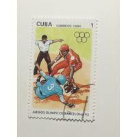 Куба 1990. Олимпийские игры