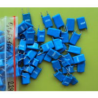 Конденсаторы керамические многослойные 100nF x 63V (5mm - посадочный размер)