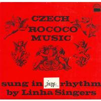 Linha Singers, Czech Rococo Music (Sung In Jazz Rhythm), LP 1968