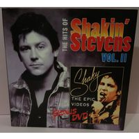 Shakin' Stevens - TheHitsOf Vol.2+EpicVideos(CD+DVD)