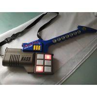 Электронная BASS-гитара