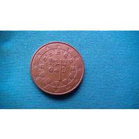 Португалия 5 центов 2002г распродажа