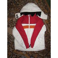 Куртка спортивная, М (46-48), есть дефекты