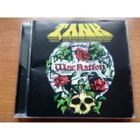"TANK  ""War Nation"" CD  2012"