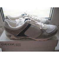 Новые женские кроссовки GEOX , 40 размер, нат. кожа