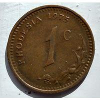 Родезия 1 цент, 1975 1-4-13