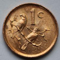 1 цент 1983 ЮАР