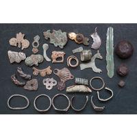 Кольца, накладки и т.п. с рубля