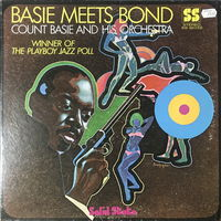 Count Basie And His Orchestra, Basie Meets Bond, LP 1968