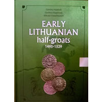 Каталог Early Lituanian half-groats 1495-1529, Д. Гулецкий, Г. Багдонас, Н. Дорошкевич