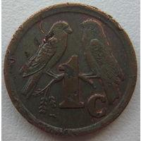 ЮАР 1 цент 1994 г. (g)