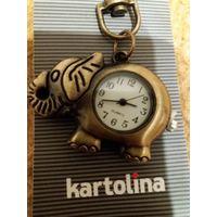 """Часы-брелок женские кварцевые """"Kartolina"""" Key Holder"""