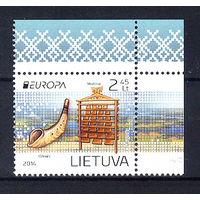 2014 Литва. Музыкальные инструменты