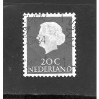 Нидерланды. Ми-622.Королева Юлиана. 1954.