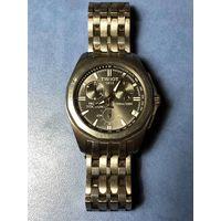 Часы мужские TISSOT T-Sport PRC100 (T008.417.44.061.00, ТИТАН, кварц, ориг.)