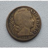 Аргентина 10 сентаво, 1948 3-14-15