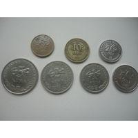 Хорватия набор монет-1
