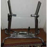 Велостанок - подставка для установки велосипеда