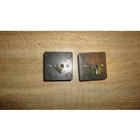 Радиатор охлаждения 40х40х5мм (с транзистором П306А)
