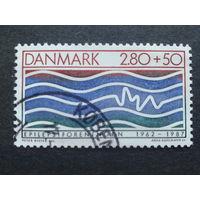 Дания 1987 эпилепсия, график