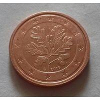 2 евроцента, Германия 2006 G