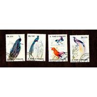 Марки-Сан-Томе и Принсипи-1992-Птицы