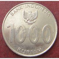 5899:  1000 рупий 2010 Индонезия