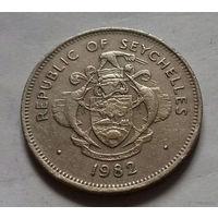 1 рупия, Сейшельские острова (Сейшелы) 1982 г.