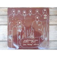 "Traditional Jazz Studio - ...plays Joe ""King"" Oliver - Supraphon, Чехословакия - 1970 г."