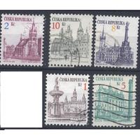 Чехия 1993-1994 стандарт архитектура