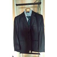 Костюм ABSOLUTEX, рубашка галстук мужской р.54,182