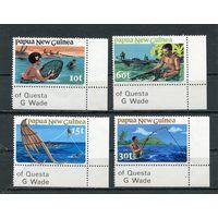 Папуа Новая Гвинея. Рыбный промысел