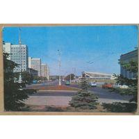Лихтарович Г. Минск. Парковая магистраль. 1979 г. Чистая