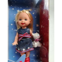 Куколка Келли, Kelly Red, White, Cute 2003