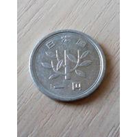 Япония 1 йена