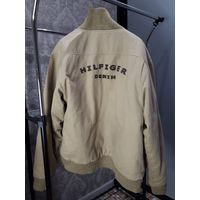 Винтажная куртка Tommy Hilfiger Denim