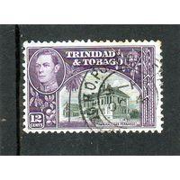 Тринидад и Тобаго.Ми-140.Town Hall, San Fernando Серия: King George VI.1944.