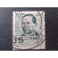 Мексика 1951 стандарт, персона