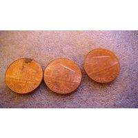 США 1 цент 2009г .распродажа