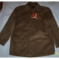 Куртка демисезонная, импортная. НОВАЯ, см. замеры ниже.