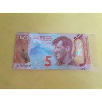 НОВАЯ ЗЕЛАНДИЯ 2 банкноты UNC