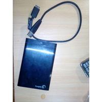 Рабочий USB 3.0 бокс (BOX) 2.5 для HDD/SSD